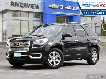 2015 GMC Acadia SLE2 (Stk: 19320A) in WALLACEBURG - Image 1 of 27