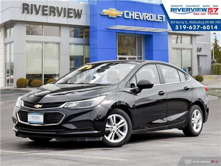 2018 Chevrolet Cruze LT Auto (Stk: U1829) in WALLACEBURG - Image 1 of 29