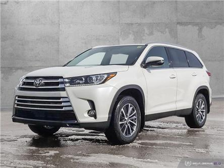 2019 Toyota Highlander XLE (Stk: 19191) in Dawson Creek - Image 1 of 24