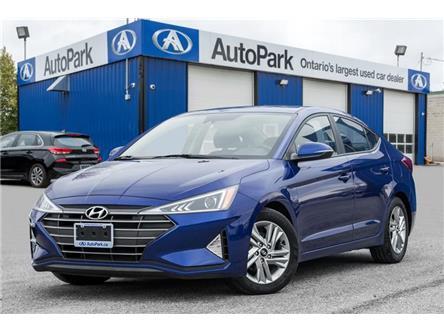 2019 Hyundai Elantra Preferred (Stk: 19-68826R) in Georgetown - Image 1 of 20