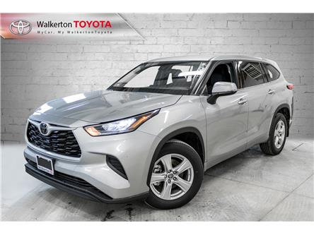 2020 Toyota Highlander LE (Stk: 20197) in Walkerton - Image 1 of 9