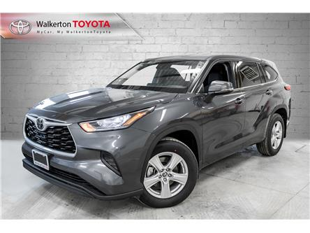 2020 Toyota Highlander LE (Stk: 20250) in Walkerton - Image 1 of 10
