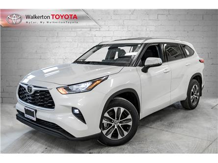 2020 Toyota Highlander XLE (Stk: 20227) in Walkerton - Image 1 of 10