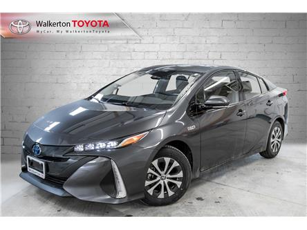 2020 Toyota Prius Prime Base (Stk: 20074) in Walkerton - Image 1 of 11