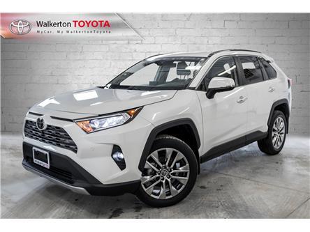 2020 Toyota RAV4 Limited (Stk: 20131) in Walkerton - Image 1 of 10