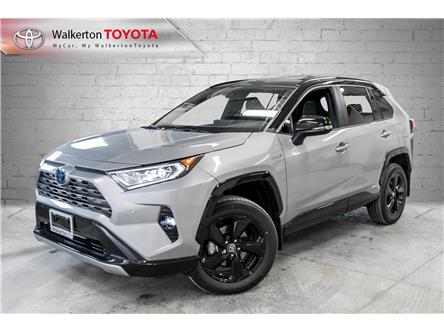 2020 Toyota RAV4 Hybrid XLE (Stk: 20279) in Walkerton - Image 1 of 9