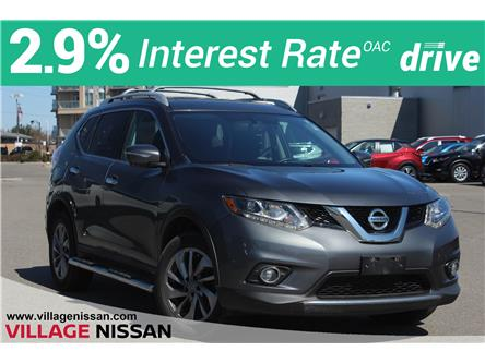 2015 Nissan Rogue SL (Stk: P2991) in Unionville - Image 1 of 7