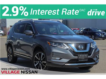 2017 Nissan Rogue SL Platinum (Stk: P2988) in Unionville - Image 1 of 31