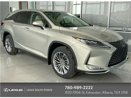 2020 Lexus RX 350L Base (Stk: LL00500) in Edmonton - Image 1 of 20
