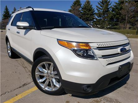 2011 Ford Explorer Limited (Stk: 2124B3) in Brampton - Image 1 of 23
