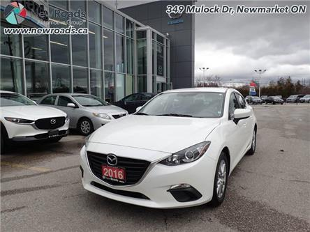 2016 Mazda Mazda3 GS (Stk: 14420) in Newmarket - Image 1 of 30