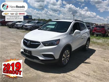 2019 Buick Encore Preferred (Stk: B886819) in Newmarket - Image 1 of 22