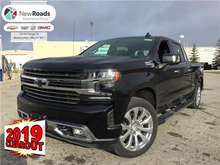 2019 Chevrolet Silverado 1500 High Country (Stk: Z412843) in Newmarket - Image 1 of 23