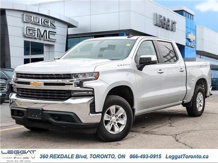 2019 Chevrolet Silverado 1500 LT (Stk: T11727) in Etobicoke - Image 1 of 24