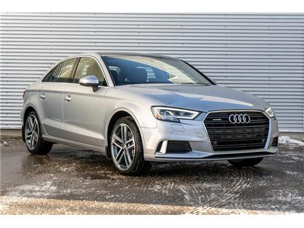 2019 Audi A3 45 Progressiv (Stk: N5162) in Calgary - Image 1 of 14