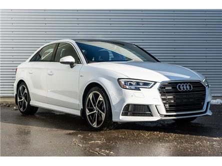 2019 Audi A3 45 Technik (Stk: N5475) in Calgary - Image 1 of 14