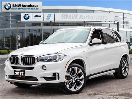 2017 BMW X5 eDrive xDrive40e (Stk: P9374) in Thornhill - Image 1 of 31