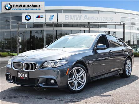 2016 BMW 528i xDrive (Stk: P9387) in Thornhill - Image 1 of 33