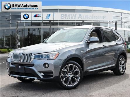 2017 BMW X3 xDrive28i (Stk: P9390) in Thornhill - Image 1 of 28