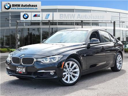 2016 BMW 328i xDrive (Stk: P9401) in Thornhill - Image 1 of 33