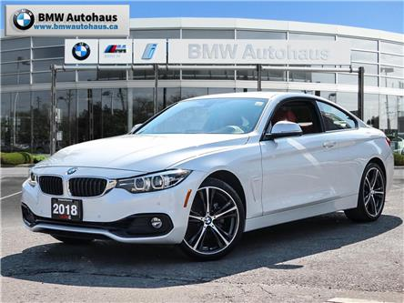 2018 BMW 430i xDrive (Stk: P9414) in Thornhill - Image 1 of 31