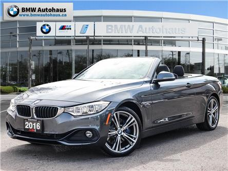 2016 BMW 428i xDrive (Stk: P9411) in Thornhill - Image 1 of 33