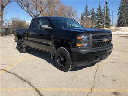 2014 Chevrolet Silverado 1500 2WT (Stk: 10100.0) in Winnipeg - Image 1 of 21