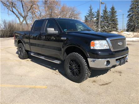 2008 Ford F-150 Lariat (Stk: cons10) in Winnipeg - Image 1 of 24