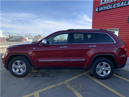 2013 Jeep Grand Cherokee Limited (Stk: 6614) in Lethbridge - Image 1 of 15