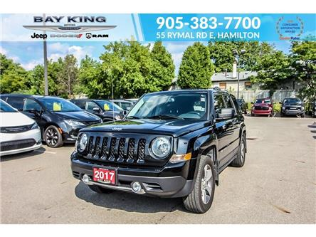 2017 Jeep Patriot Sport/North (Stk: 193682B) in Hamilton - Image 1 of 17