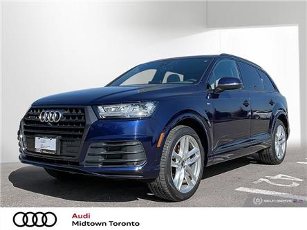 2019 Audi Q7 55 Technik (Stk: AU6433) in Toronto - Image 1 of 25