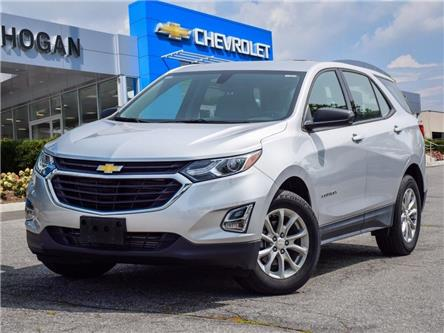 2018 Chevrolet Equinox LS (Stk: A146618) in Scarborough - Image 1 of 26