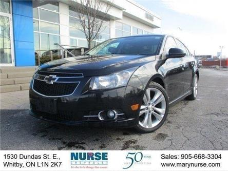 2014 Chevrolet Cruze 2LT (Stk: 20T050A) in Whitby - Image 1 of 30