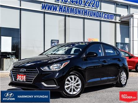 2018 Hyundai Accent  (Stk: 20164A) in Rockland - Image 1 of 27
