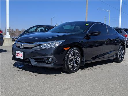 2016 Honda Civic EX-T (Stk: 20823A) in Cambridge - Image 1 of 9