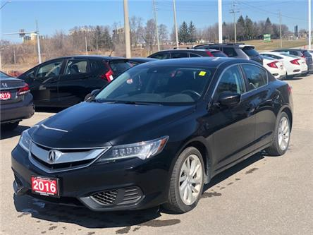 2016 Acura ILX Base (Stk: 20808A) in Cambridge - Image 1 of 11