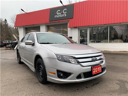 2010 Ford Fusion Sport (Stk: ) in Cobourg - Image 1 of 16