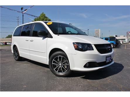 2017 Dodge Grand Caravan CVP/SXT (Stk: 191714A) in Windsor - Image 1 of 21