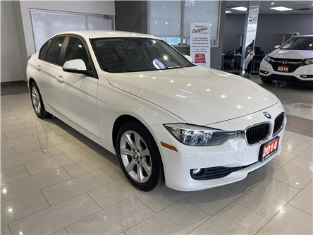 2014 BMW 320i xDrive (Stk: 16548C) in North York - Image 1 of 21
