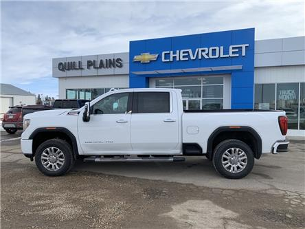 2020 GMC Sierra 2500HD Denali (Stk: 20T085) in Wadena - Image 1 of 14