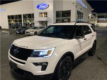 2018 Ford Explorer Sport (Stk: LP20102) in Vancouver - Image 1 of 25