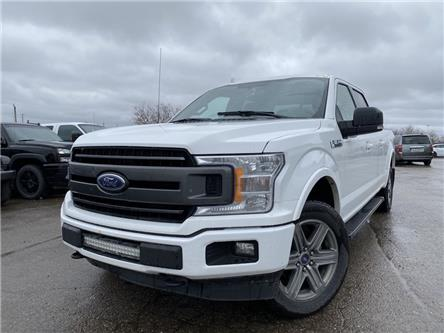 2018 Ford F-150 XLT (Stk: ) in Bolton - Image 1 of 10