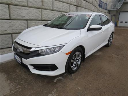 2018 Honda Civic LX (Stk: D00683P) in Fredericton - Image 1 of 21