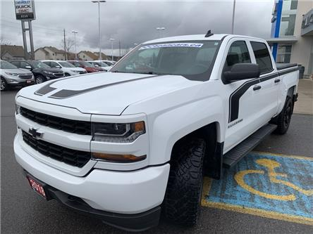 2018 Chevrolet Silverado 1500 Silverado Custom (Stk: 24522) in Carleton Place - Image 1 of 16