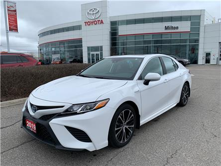 2019 Toyota Camry Hybrid SE (Stk: 518975) in Milton - Image 1 of 9