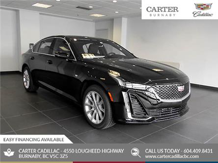 2020 Cadillac CT5 Luxury (Stk: C0-07570) in Burnaby - Image 1 of 22