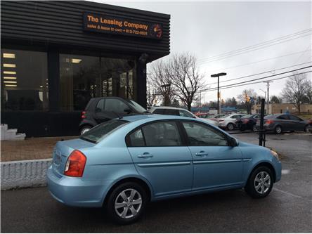 2009 Hyundai Accent GL (Stk: ) in Ottawa - Image 1 of 11