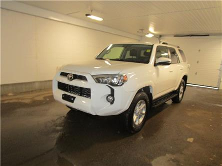 2019 Toyota 4Runner SR5 (Stk: f171279) in Regina - Image 1 of 32