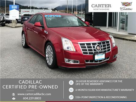 2013 Cadillac CTS Performance Collection (Stk: D76701) in North Vancouver - Image 1 of 26