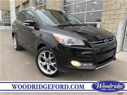 2014 Ford Escape Titanium (Stk: LK-124A) in Calgary - Image 1 of 20